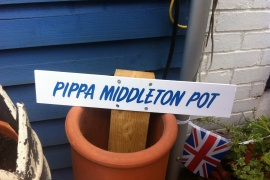 Pippa Middleton Pot