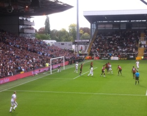 Fulham v Man City