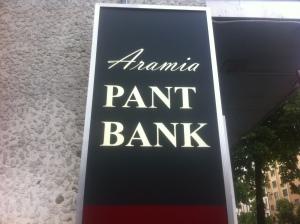 Pant Bank