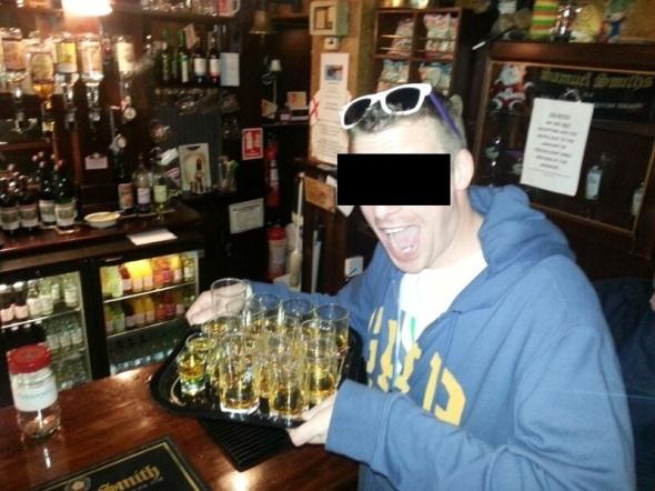 Rum round