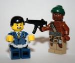 Somali pirate Lego