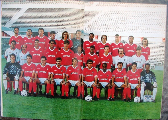 Benfica 1995 squad