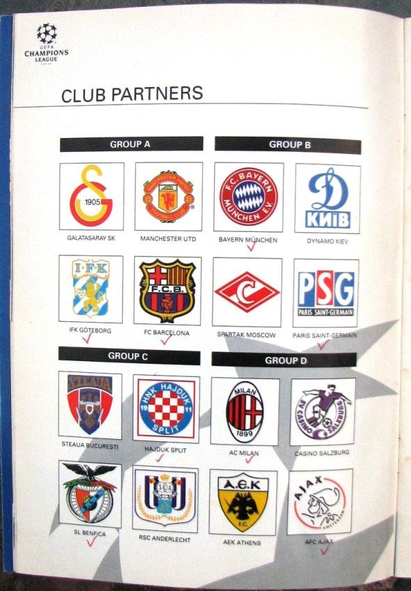 Club partners