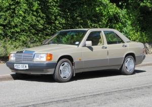 1992 Mercedes 190e