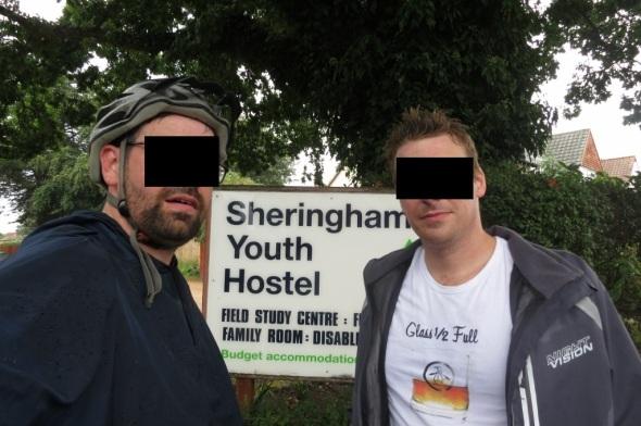 Sheringham youth hostel