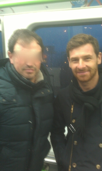 Rapids manager and AVB